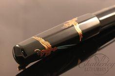 Danitrio Hakkaku Christ BirdsFountain Pen (2)