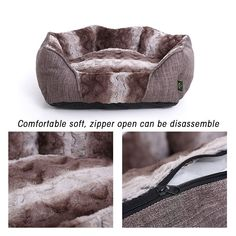 Cat Supplies Diligent Two Sided Cat Dog Hammock Cage Hamster Pet Waterproof Warm Mat Hanging Bed Home & Garden
