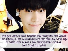 Hobie is amazing and I love him! He's our hope, don't forget that