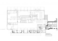 Passenger Terminal at the Jyväskylä Airport Marbella Club, Floor Plans, How To Plan, Floor Plan Drawing, House Floor Plans