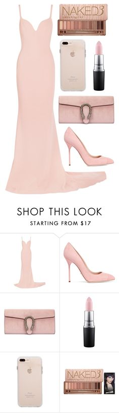 """Untitled #142"" by bbynizzle ❤ liked on Polyvore featuring STELLA McCARTNEY, Sergio Rossi, Gucci, MAC Cosmetics and Urban Decay"