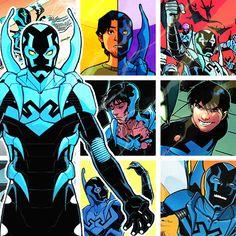 Jaime Reyes, Blue Beetle