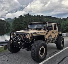 """Jeeps & Badassery  (@jeep.daily) on Instagram: """"this beast is gorgeous   @dunewarrior  TAG YOUR FRIENDS!  TAG/DM TO BE SUBMITTED! FOLLOW…"""""""