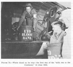 Blood banking in WWII looks a lot whole lot different than it does now but our goal is still the same: Saving lives of our service members and their families worldwide with the blood products they need. Donate today for the ASBP! #wwII #bloodbanking #militaryblood #donateblood