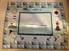 Susan Ambrosino's quilt