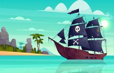 De piratenschat