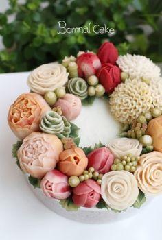 [강동,송파,광진,하남시,구리 앙금플라워] 꽃피는봄날, BOMNAL CAKE : 네이버 블로그