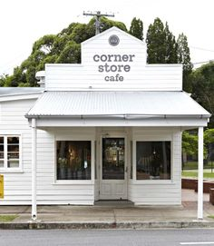 The Corner Store Cafe, Richards & Spence