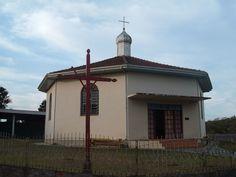 Igreja ucraniana de Lajeado Baixo, em Rio Azul