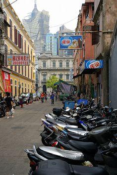 MACAU, (Special Administrative Region)  CHINA