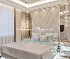 Дизайн-проект маленькой квартиры на Беговой в стиле ар-деко