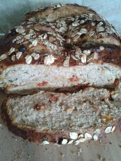 Hijacked By Twins: Breakfast Muesli Bread