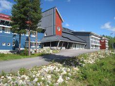 Fingridin Rovaniemen toimipaikka.