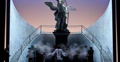 Tosca - Tosca --- #Theaterkompass #Theater #Theatre #Schauspiel #Tanztheater #Ballett #Oper #Musiktheater #Bühnenbau #Bühnenbild #Scénographie #Bühne #Stage #Set