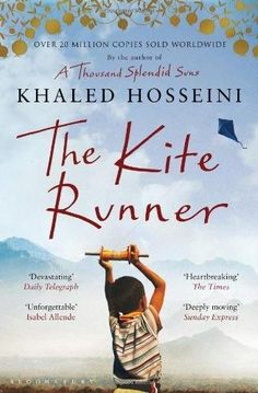"#TheKiteRunner - ""Khaled Hosseini will astonish you with his power of storytelling. I can bet you that once you start reading this book you can't keep it down. I guess nobody until now has been able to describe Afghanistan in a better way than Hosseini."" - /Independent/"