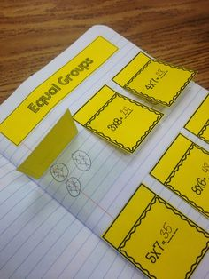Diary of a Not So Wimpy Teacher: Five Hand-On Ways to Teach Multiplication