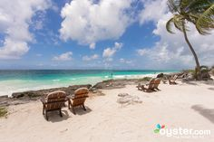 Travelers who prefer staying at places with a sense of local spirit over could-be-anywhere chain hotels -- and who prize direct beach access and practical hotel rates above all else -- this one's for you. Oyster investigators have pinpointed the very best beachfront boutique hotels in Mexico that won't break the bank. Take a look at our list of budget beach boutiques, from Mexico's Caribbean shoreline in the east (Tulum, Playa del Carmen, Cozumel, Akumal, Isla Mujeres) to its Paci...