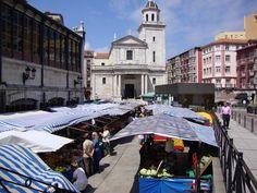 Mercado de Abastos de Santander