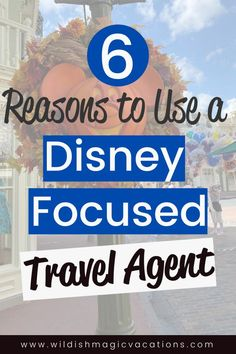 You can save time and money using a Disney focused travel agent when planning your family's next Disneyland, Disney World, or Disney Cruise Line vacation. Check out this post for several more reasons why you should use a Disney focused travel agent. Disneyland Good Neighbor Hotels, Disneyland Resort Hotel, Disneyland Vacation, Disney Vacations, Disney World Vacation Planning, Disney World Hotels, Disney World Restaurants, Magic Vacations, Disneyland Dining