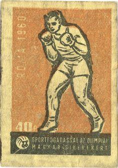 079 - Hungarian Matchbox Archive