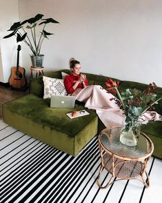 Interior Design Living Room, Living Room Designs, Living Room Decor, Living Spaces, Bedroom Decor, Interior Design Inspiration, Home Decor Inspiration, Decor Ideas, Home And Deco