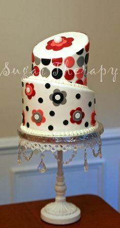 University of South Carolina graduation cake by Sugar Therapy Cupcake Cakes, Cupcakes, Girly Cakes, Different Cakes, Graduation Cake, Awesome Cakes, Cookie Designs, Tiered Cakes, Cake Art