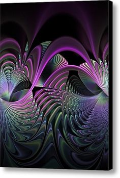 Purply Pastel Cylinder Garden fractal art by AmorinaAshton on deviantART Fractal Images, Fractal Art, Art Pictures, Art Images, Love Wallpaper, World Of Color, Psychedelic Art, Fine Art America, Fantasy Art