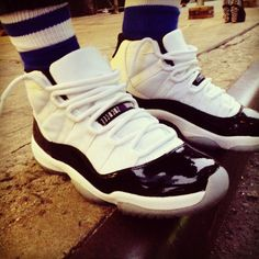 the best attitude 5e6a0 ab90c Air Jordan Retro 11 Concord  sneakers  jordan  wdywt  kotd uptown headed to