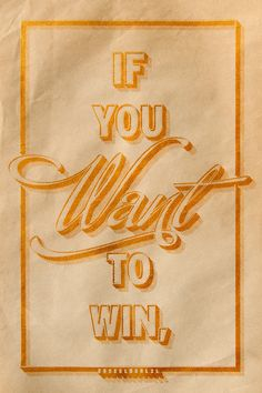"""""""If you want to win..."""" #serigrafia #serigraphy #quotes #frases #umbertoeco"""