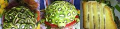 Schildkröten-Kuchen backen – Schildkrötenkuchen mit Kiwi