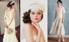 2013 wedding trend--retro look.