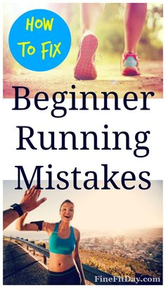 12 Mistakes Beginner Runners Make (and how to fix them). Find out the most common mistakes beginner runners make, in training and racing. Better yet, find out how to fix them and become a better runner, using this guide full of beginner running tips writt Running On Treadmill, Running Workouts, Running Training, Stretches Before Running, Band Workouts, Race Training, Running Humor, Running Quotes, Cardio Workouts