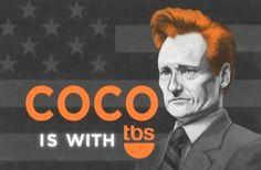 Conan Goes to TBS
