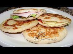 Pitta, Bread Recipes, Cooking Recipes, Healthy Recipes, Vegan Probiotics, Lactose Free Recipes, Pan Dulce, Sans Gluten, Bread Baking