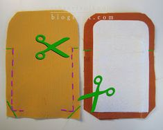 Singeri soikoon: Kännykkäkukkaro ja kukkaronkehykset Plastic Cutting Board, Purses, Blog, Diy, Wallets, Sandals, Fabrics, Handbags, Shoes Sandals