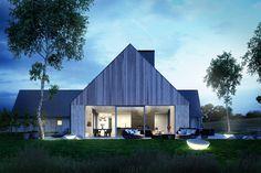 farmhouse by Rasztawicki Architekci