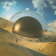 Digital Visualisations of Future Landscapes – Fubiz Media