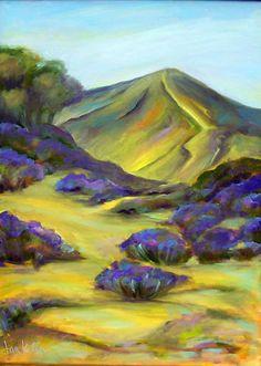Lavender Ridge by Jan Ketza
