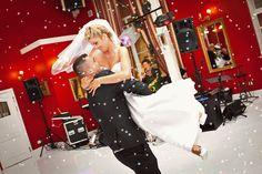 Piękne wesela zimą! #snowing #winterwedding www.koronakarkonoszy.pl