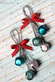 These DIY Christmas Ornaments Will Make Your Tree Truly One .- These DIY Christmas Ornaments Will Make Your Tree Truly One of a Kind DIY Christmas Ornaments Jingle Bells womansday - Kids Christmas Ornaments, Diy Christmas Tree, Christmas Crafts For Kids, Christmas Bells, Xmas Crafts, Simple Christmas, Christmas Activities, Christmas Crafts Pipe Cleaners, Homemade Christmas Tree Decorations