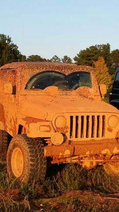 Got mud? Jeep Dreams! Re-Pinned by www.JeepDreamsUSA.com