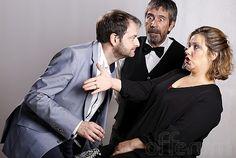 'No és tan fàcil', o cuál es la mejor manera de dejar a tu mujer, dirigida por Paco Mir