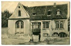Západní průčelí Pinkasovy synagogy / West facade of the Pinkas Synagogue Czech Republic, Prague, Facade, Painting, Art, Historia, Art Background, Painting Art, Kunst