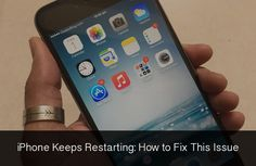 iPhone Keeps Restarting - the weirdest, easiest, shockingly effective thing, plus several other options to try