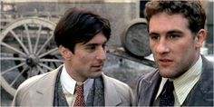 "Robert De Niro, left, and Gérard Depardieu in ""Novecento,"" better known in the United States as ""1900."""