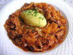 Bigos - polnisches Nationalgericht, ein sehr schönes Rezept aus der Kategorie Gemüse. Bewertungen: 61. Durchschnitt: Ø 4,4.