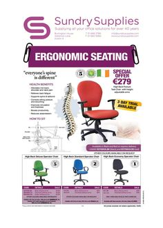 All offices should comply with the Health,Safety and Welfare at Work Act. Ergonomic Chair only Ergonomic Chair, Office And School Supplies, Health And Safety, 40 Years, Offices, Health Benefits, Workplace, Acting, Desk
