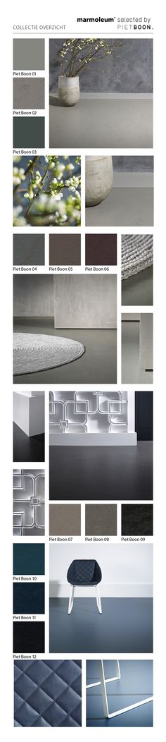 Inspiration Tour powered by:  Marmoleum  by Piet Boon Forbo