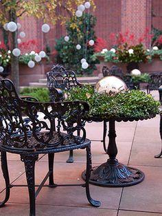 Take Ornaments Outside