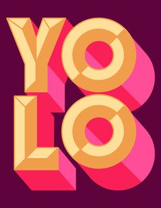 YOLO poster